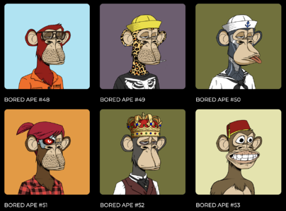 bored ape yacht club