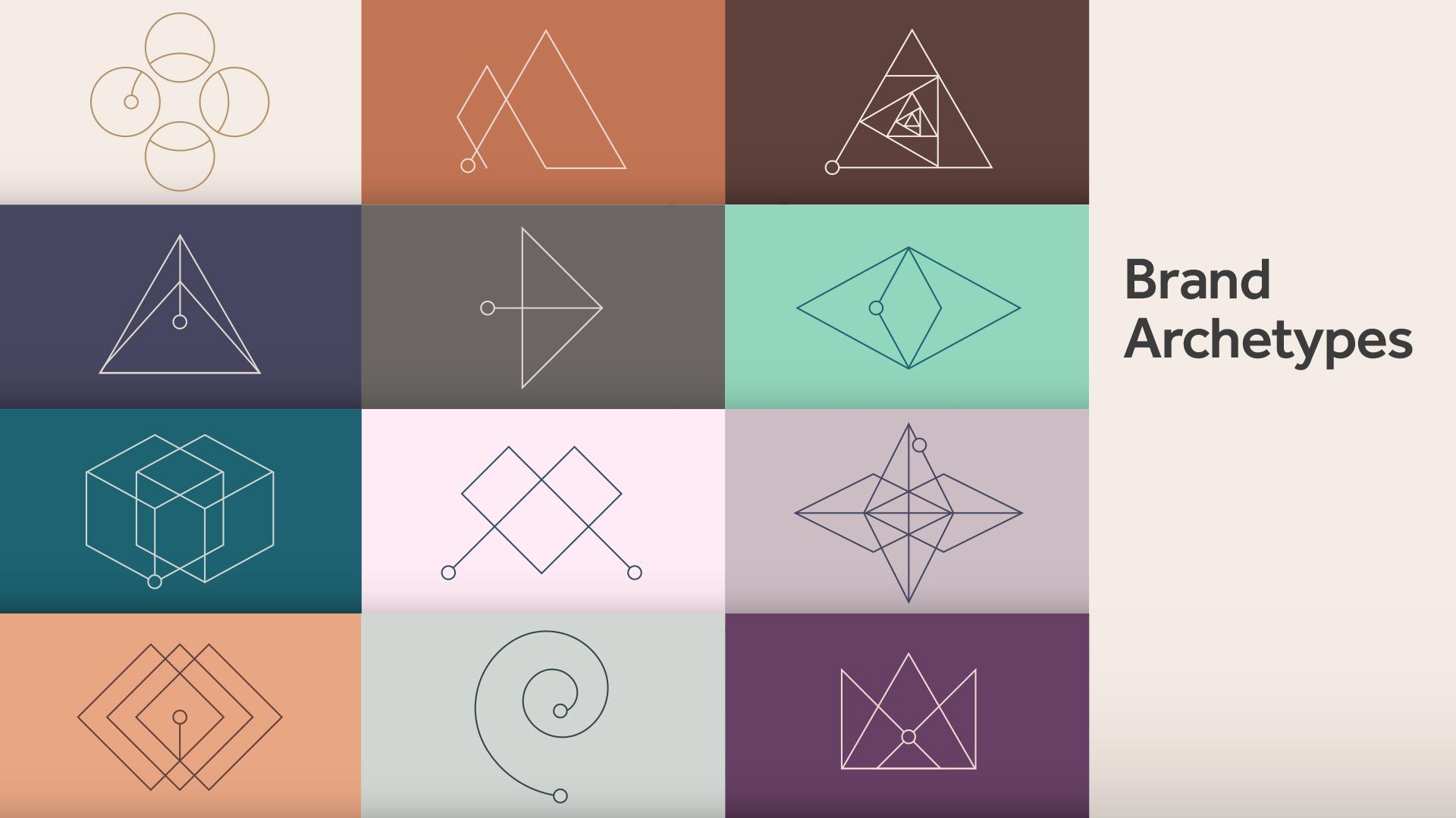 The 12 Brand Archetypes